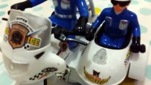 Police Bikes Toys Cartoons For Children _ Police Bikes For Kids _ Police Bikes For Children