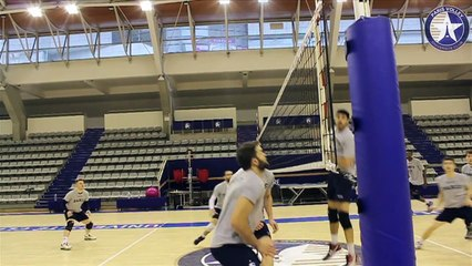"""Cannes-Paris Volley: """"Rester solidaires"""""""