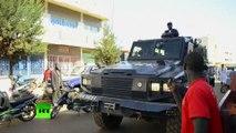 Mali : arrivée des services de sécurité et d'urgence vers l'hôtel Radisson de Bamako