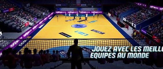 Trailer de lancement  de Handball 16