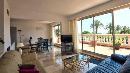 Beaulieu-Sur-Mer - Vente Appartement 108m² - Terrasse 52m² - Piscine - Calme - Proche plages