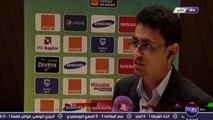 Yazid Mansouri après Tirage au sort du Coupe dAfrique CAN 2015