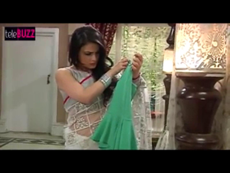 Milan Lekar Aaya Ishani Ke Liye Chip Dress Jisse Woh Bana Sake Video MMS Aur Kar Sake Ishani Ko Blac