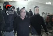 'Ndrangheta: arrestato latitante, era nascosto in bunker