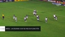 Zap Foot du 20 novembre : le coup franc magistral de Messi, Michel Bastos inscrit une volée somptueuse, la glissade gag d'un gardien australien etc.