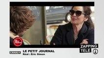 Chantal Lauby participe à un concours de pets dans Le Petit Journal