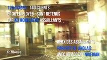 Attaque du Radisson de Bamako : 10 heures de prise d'otages en images