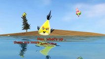 ANGRY BIRDS SPONGEBOB SQUAREPANTS SPOOF ♫ 3D animated mashup ☺ FunVideoTV Style ; ))