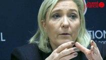 Régionales 2015. Marine Le Pen (FN) à Vannes : «Le Drian aux Régionales c'est lunaire!»