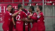 2-0 Júlio Tavares Goal France Ligue 2 - 20.11.2015, Dijon FCO 2-0 Clermont Foot