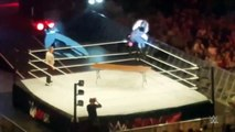 Seth Rollins suffers knee injury at WWE Live Event in Dublin, Ireland