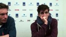 """ATP - Masters de Londres - Pierre-Hugues Herbert : """"Je n'ai pas pu aider Nicolas Mahut comme je voulais"""""""
