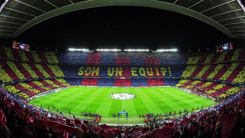 El Cant del Barça (Hymne officiel FC Barcelone )