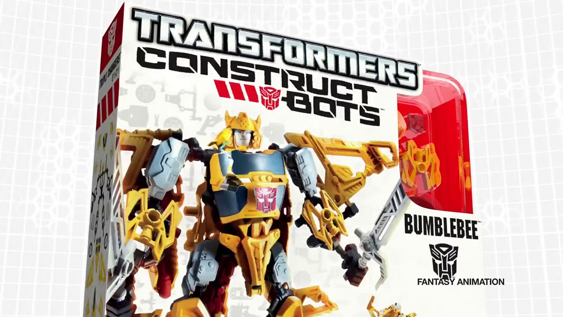 Transformers Construct-Bots: Intro!