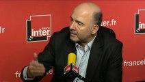 """P. Moscovici : """"La croissance n'est ni affaiblie ni menacée"""" après les attentats"""