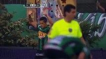 Gol de Gagliardi. Nueva Chicago 1 - Quilmes 0. Fecha 30. Primera División 2015. FPT