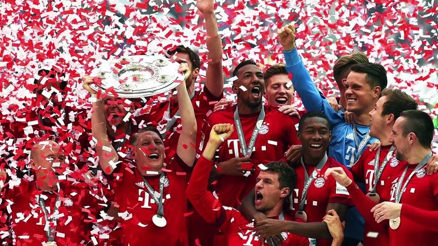 Stern Des Südens (Hymne officiel Bayern Munich)