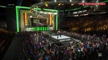 CM Punk vs John Cena WWE Money in the Bank Highlights