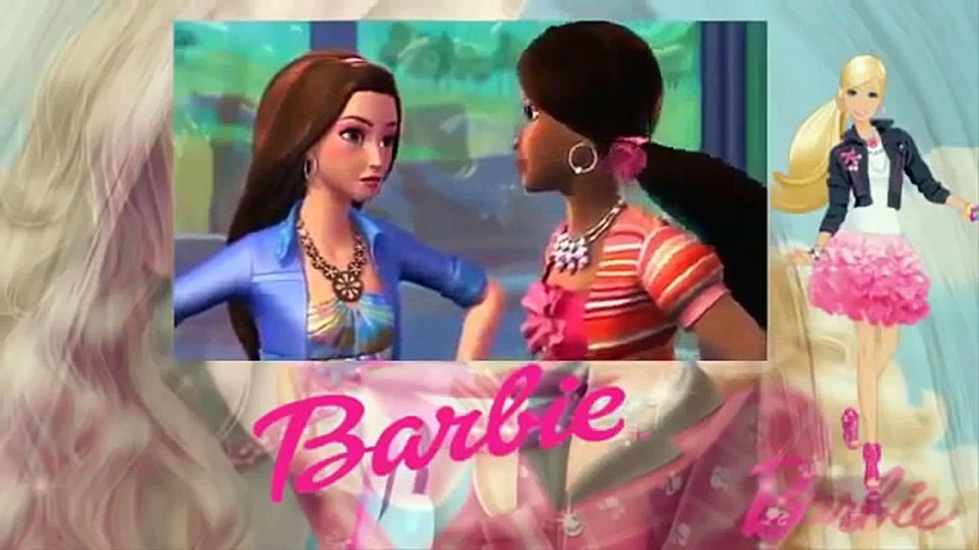 Barbie Moda E Magia Filme 2015 Hd Dublado Animacao Portugues Br Dailymotion Video
