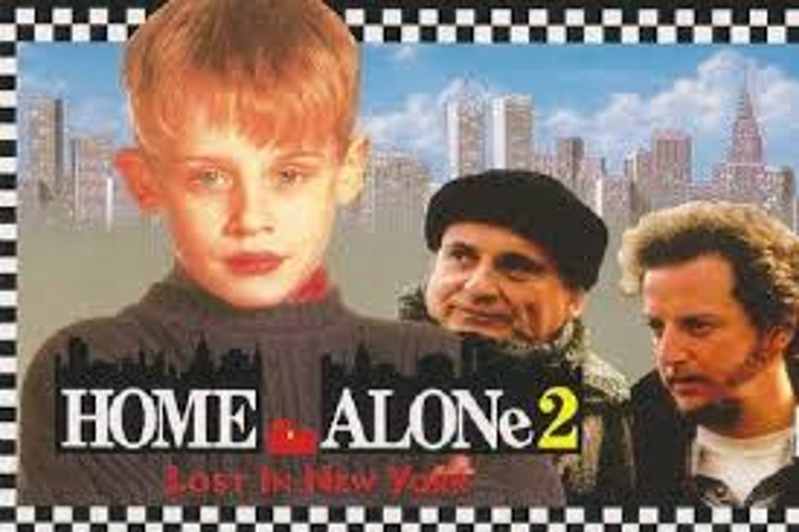Home Alone 2: Lost in New York ✦1992✦Full Movie™