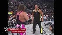 WWE Network Bret Hart vs Sting WCW Mayhem