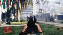GTA 5 Xbox One Best First Person Mode Settings! BEST Accuracy Settings! (GTA V)