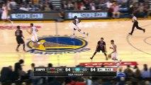 Stephen Curry Showcases His Handles _ Bulls vs Warriors _ November 20, 2015 _ NBA 2015-16 Season