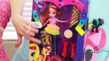 GIANT EGG MLP Pinkie Pie super SURPRISE EGG Huge BIG Kinder Frozen Toby Toys Fashems Princ