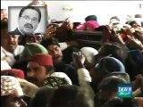 Senior PPP leader Makhdoom Amin Fahim laid to rest
