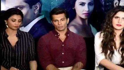 Zarine Khan'smom behind her bold scenes in 'Hate Story 3'