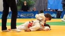Tournoi de judo de thionville poussins, 21 novembre 2015