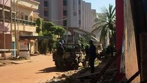 Mali hotel attack '170 hostages seized' in Bamako - BBC News