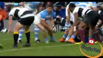 RUGBY-BARBARIANS ARGENTINA 31-49  all tries highlights | what a show!