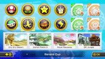 Mario Kart 8: Mirror Mode Banana Cup