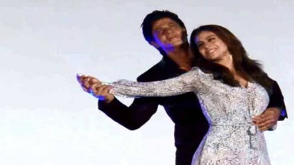 SRK,KajolMake A Dreamy Pair In 'Gerua' Song From 'Dilwale