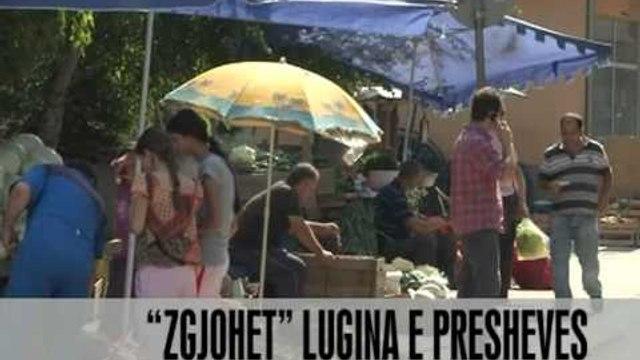 """""""Zgjohet"""" lugina e presheves - Vizion Plus - News - Lajme"""