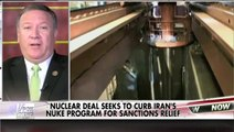 Rep. Mike Pompeo sounds off on Iran nuclear talks