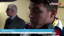 """PSG: Thiago Silva """"Maintenant nous sommes tous un peu français"""""""