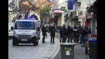 De nouvelles images de l'assaut à Saint-Denis diffusées par le ministère de l'Intérieur
