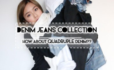 STYLE | Denim Jeans Collection and How I Style Them