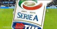 Giacomo Bonaventura Big Chance - Juventus vs AC Milan (Serie A 21.11.2015) HD