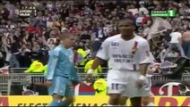 Olympique Lyon 1 2 Olympique Marseille 2003/04 Ligue 1 (Full Match Match Complet)