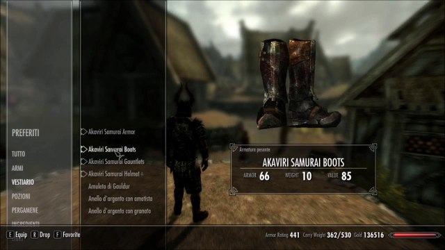 Skyrim Tera Armor Helmets