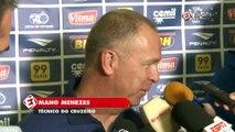 Mano Menezes revela que recebeu salários atrasados do Corinthians: 'Demorou um pouco, mas veio'