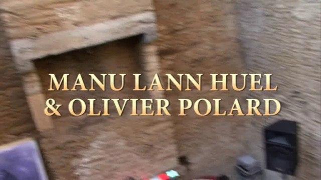 """Manu Lann Huel et Olivier Polard """"Passant par les champs le long de la rivière"""""""