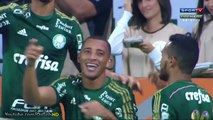 Gols, Palmeiras 1 x 1 Internacional Brasileirão 04/06/2015