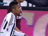 2015 Série A J13 JUVENTUS AC MILAN 1-0, le 21/11/2015