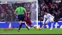 هداف مباراة ريال مدريد و برشلونة (0-4) تعليق حفيظ دراجي
