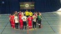 Futsal D2 : Lyon Footzik - Paris Saint-Ouen (1-4)