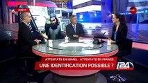 Identification possible entre les attentats en Israel et les attentats en France ?